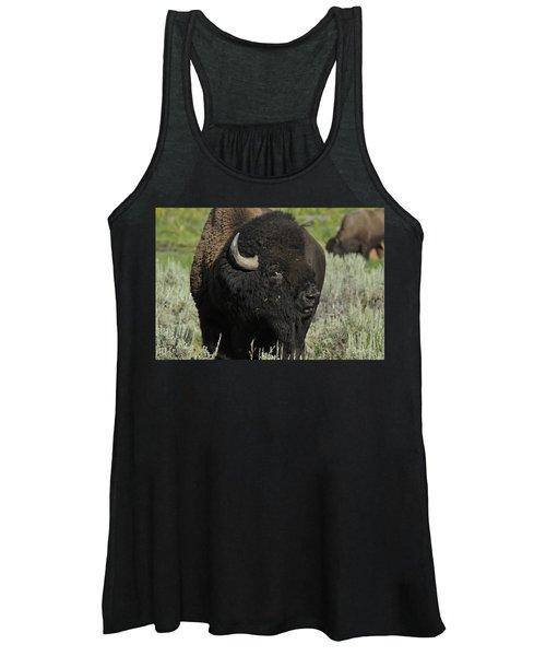 Bison Women's Tank Top