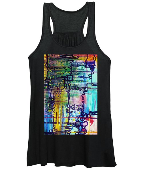 Emergent Order Women's Tank Top