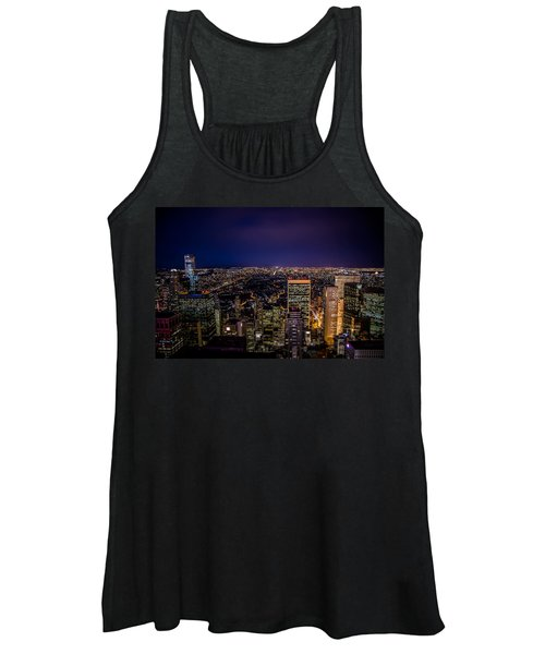 Field Of Lights And Magic Women's Tank Top