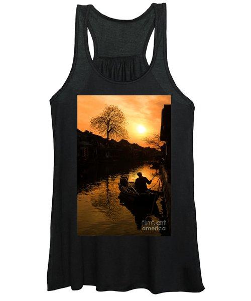 Fisherman Women's Tank Top