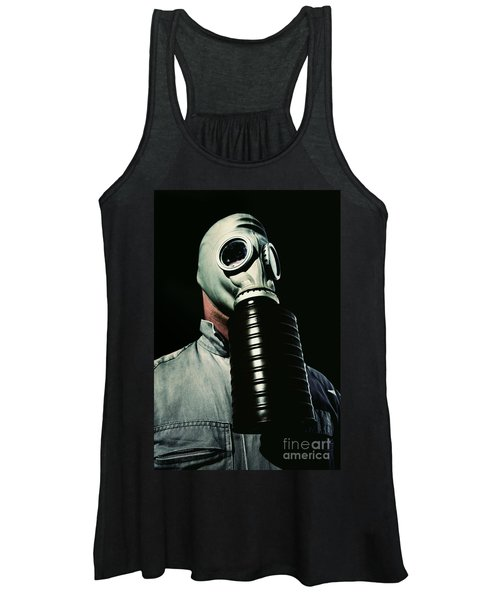 Gas And Darkness Women's Tank Top