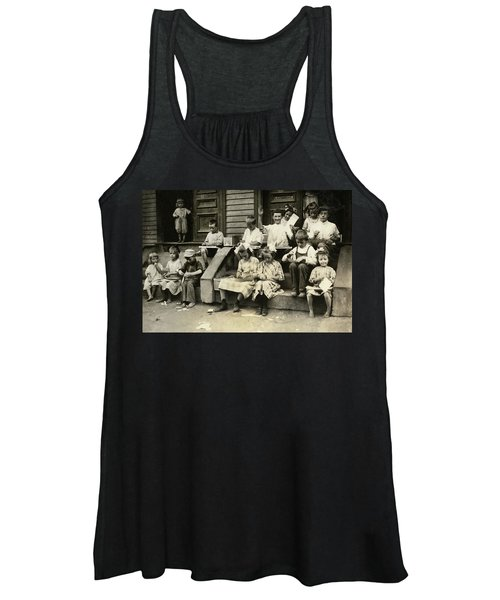 Hine Home Industry, 1912 Women's Tank Top