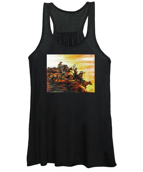 Hol-ly Cow Women's Tank Top