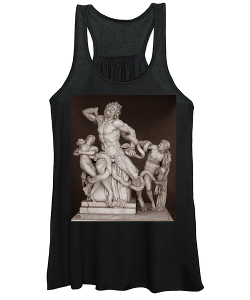 Laocoon And His Sons Women's Tank Top