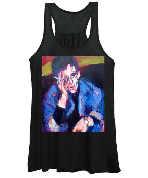 Lou Reed Women's Tank Top