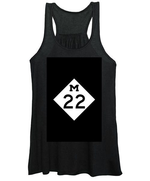 M 22 Women's Tank Top