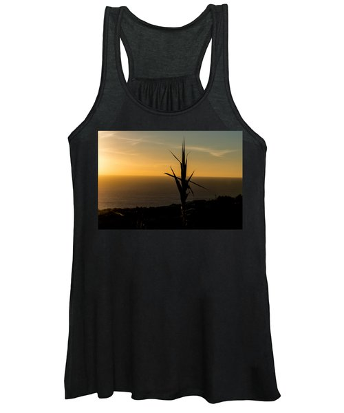 One At Sunset Women's Tank Top