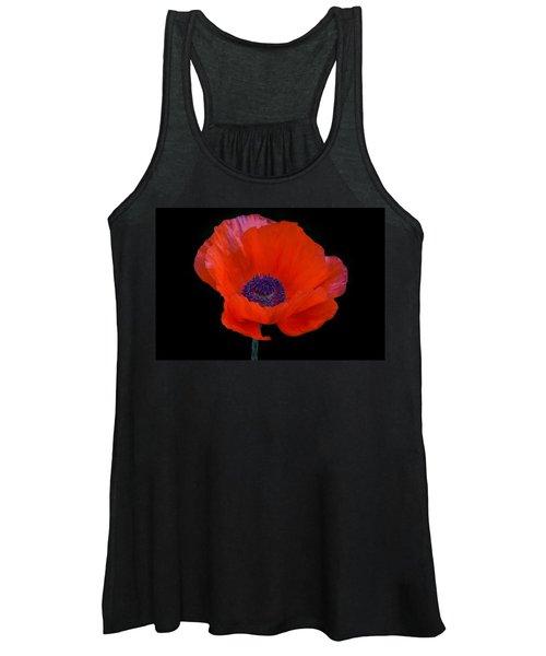 Poppy  Women's Tank Top