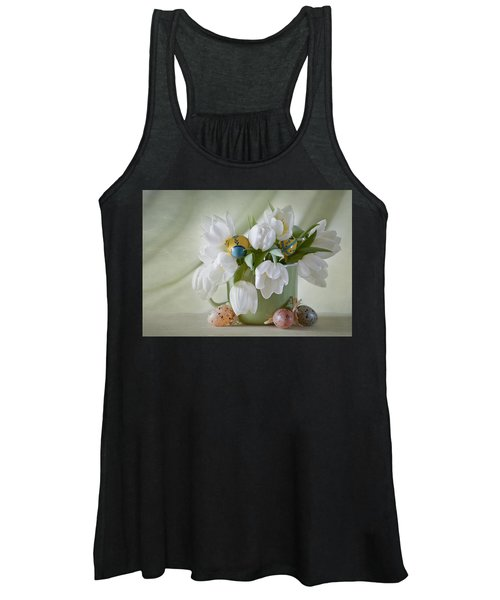 Spring Flowers Women's Tank Top
