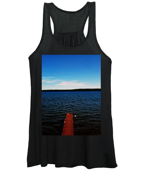 The End Of The Line Women's Tank Top
