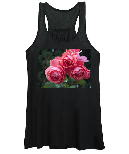 Three Of A Kind Women's Tank Top