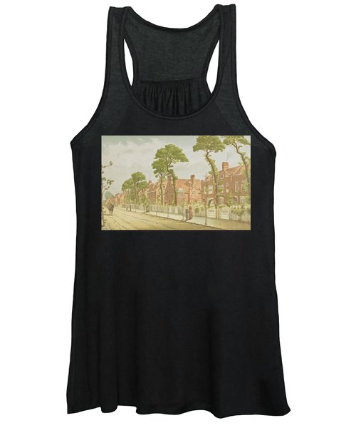 View Of Bedford Park, 1882 Women's Tank Top