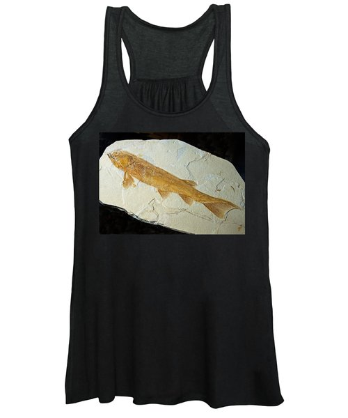 Fish Fossil Women's Tank Top