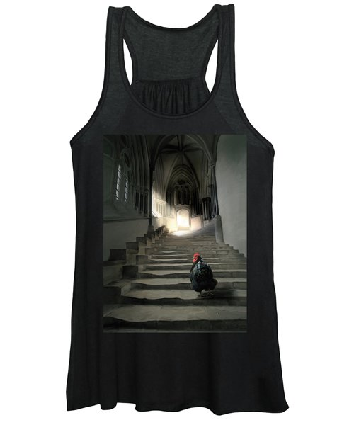 12. Lord Orp Women's Tank Top