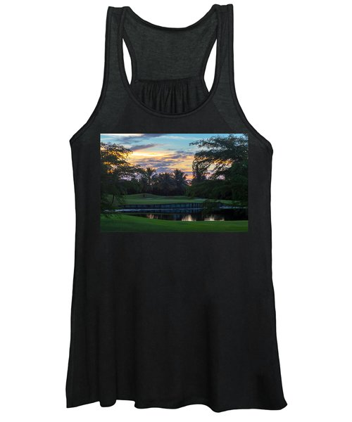 15th Green At Hollybrook Women's Tank Top