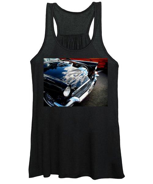 1950s Ford Thunderbird Women's Tank Top