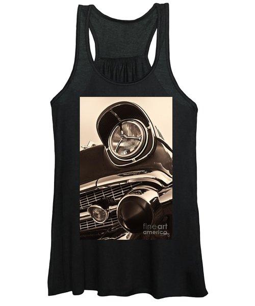 1957 Chevy Details Women's Tank Top