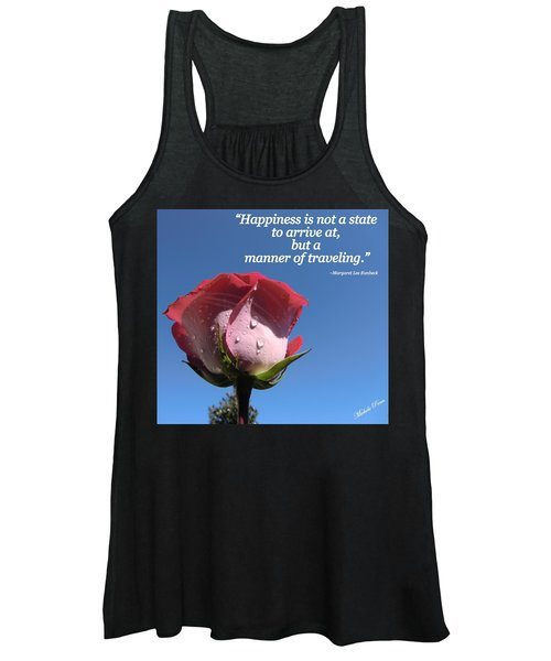 Choose Your Quote Choose Your Picture 23 Women's Tank Top