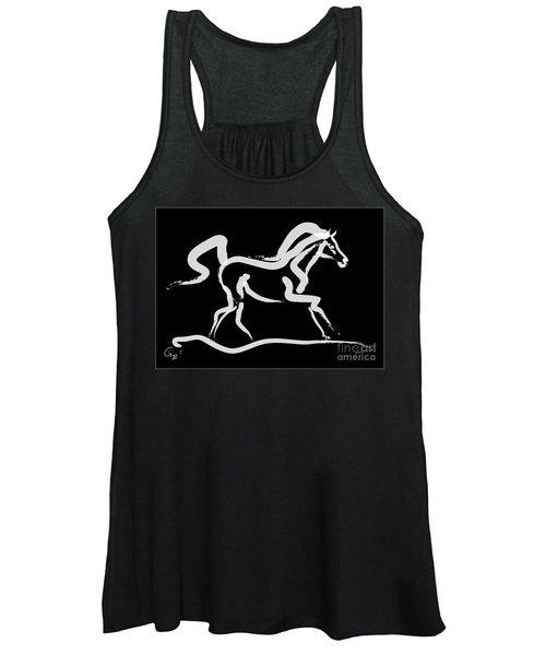 Horse-runner Women's Tank Top