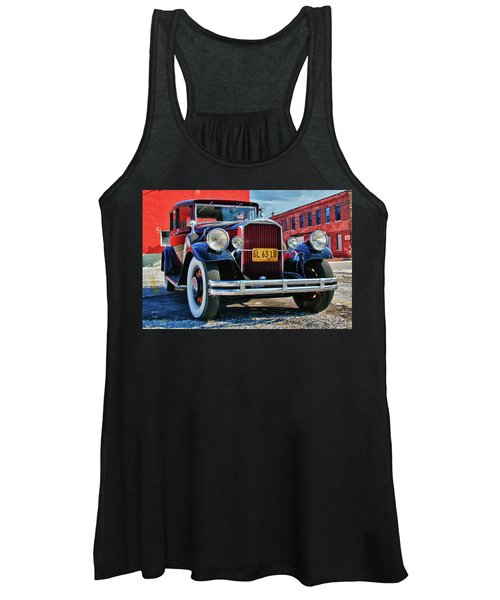 Pierce Arrow 3468 Women's Tank Top