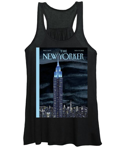 New Yorker November 19th, 2012 Women's Tank Top