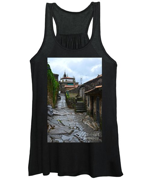 Ancient Street In Tui Women's Tank Top