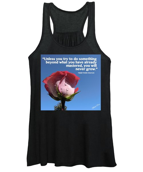 Choose Your Quote Choose Your Picture 21 Women's Tank Top