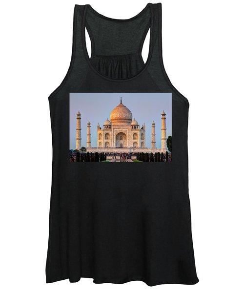 Taj Mahal Women's Tank Top