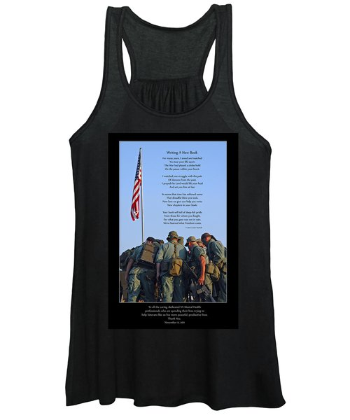 Veterans Remember Women's Tank Top