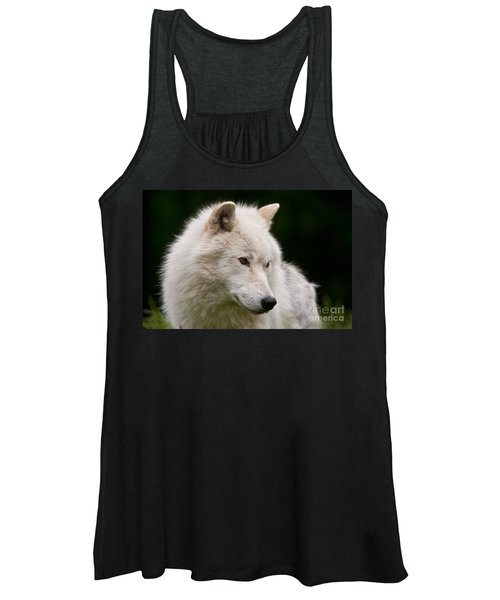 Arctic Wolf Women's Tank Top