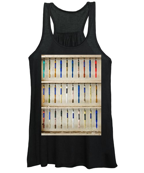 4 Out Of 5 Dentists Recommend Brushing Women's Tank Top