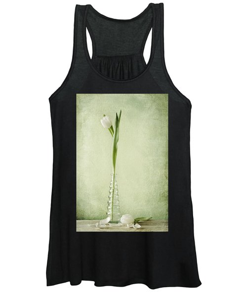 Waiting For Spring Women's Tank Top
