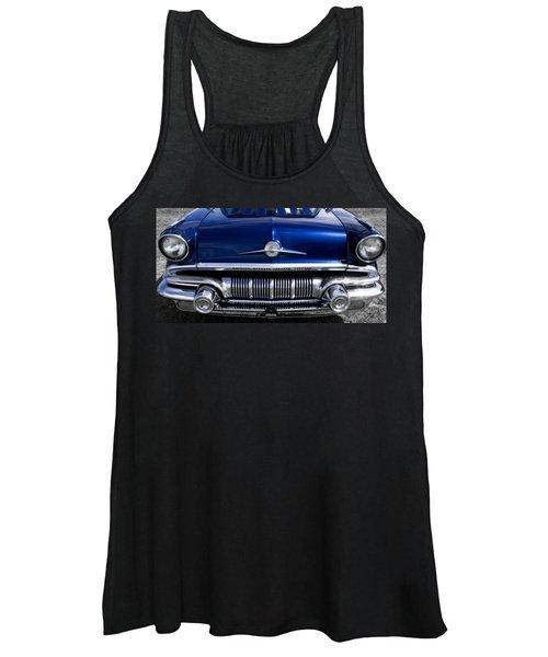 '57 Pontiac Safari Starchief Women's Tank Top