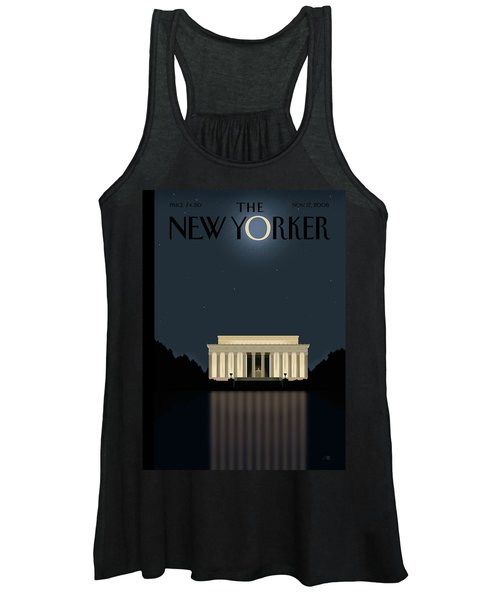 New Yorker November 17th, 2008 Women's Tank Top