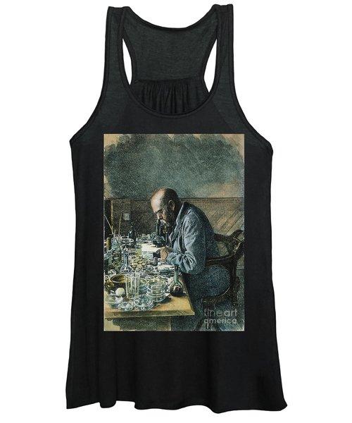 Robert Koch (1843-1910) Women's Tank Top