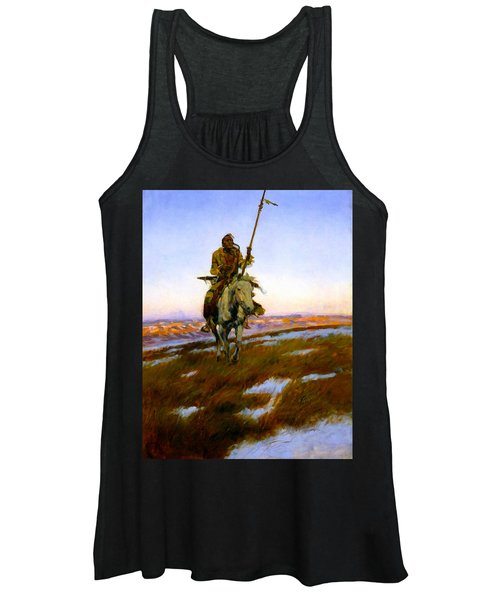A Cree Indian Women's Tank Top