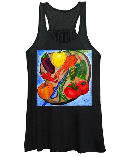 A Gardeners Palette Women's Tank Top