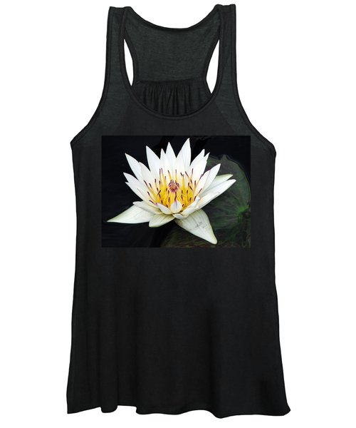 Women's Tank Top featuring the photograph Botanical Beauty by Rick Locke