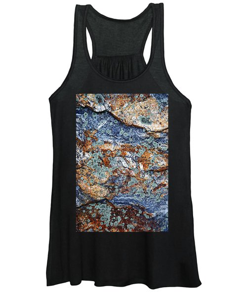 Abstract Nature Women's Tank Top