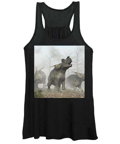 Achelousauruses Women's Tank Top