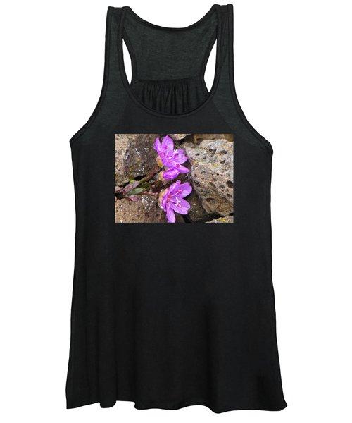 Alaskan Wildflower Women's Tank Top