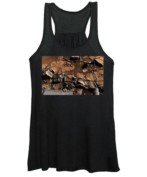 Alexander Hills Bedrock In Mars Women's Tank Top