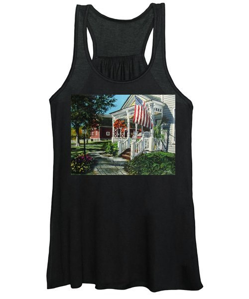 An American Dream Women's Tank Top