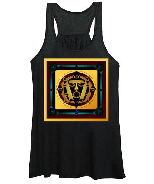 Ancient Eyes Women's Tank Top