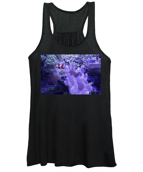 Anemone Starlight Women's Tank Top