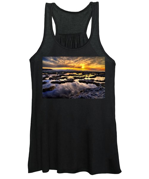 Antelope Sunset Women's Tank Top