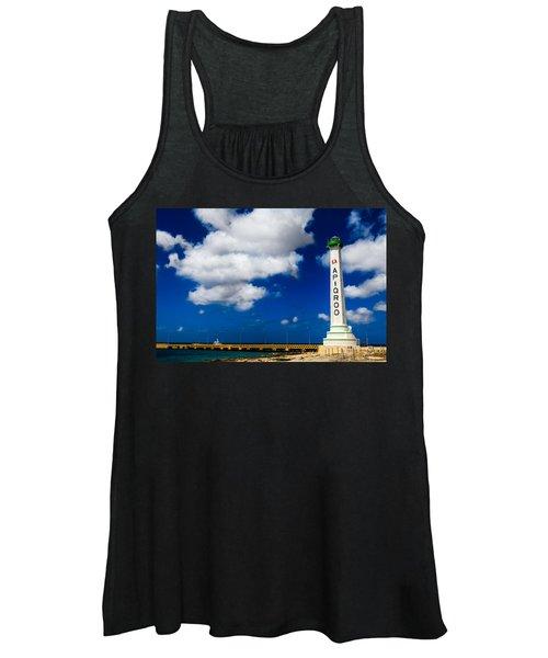 Apigroo Lighthouse Women's Tank Top