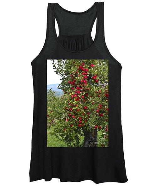 Apple Tree Women's Tank Top