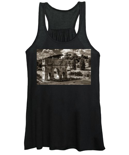 Arch Of Contantine Women's Tank Top