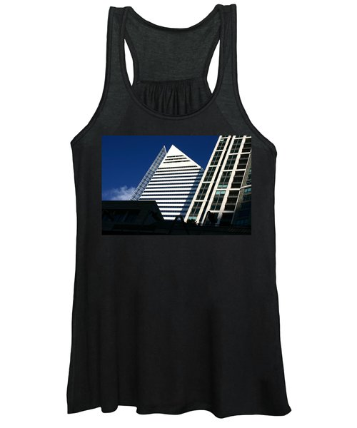 Architectural Pyramid Women's Tank Top